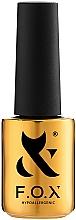 Voňavky, Parfémy, kozmetika Základný maskovací lak na nechty - F.O.X Tonal Cover Base