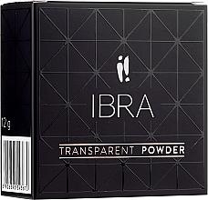 Voňavky, Parfémy, kozmetika práškový púder na tvár - Ibra Transparent Powder