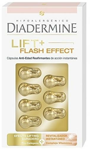 Kapsuly na tvár - Diadermine Lift+ Flash Effect Capsules — Obrázky N1