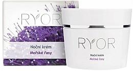 Voňavky, Parfémy, kozmetika Nočný krém na tvár - Ryor Night Cream Marine Algae