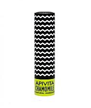 Voňavky, Parfémy, kozmetika Balzam na pery SPF 15, s včelím voskom a harmančekom - Apivita Lip Care with Chamomile SPF 15