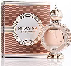 Voňavky, Parfémy, kozmetika Rasasi Busaina - Parfumovaná voda