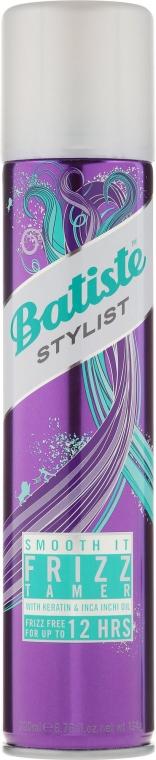 Sprej na vyrovnanie vlasov - Batiste Stylist Smooth It Frizz Tamer