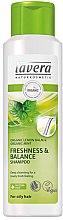 Voňavky, Parfémy, kozmetika Šampón na vlasy - Lavera Freshness & Balance Shampoo