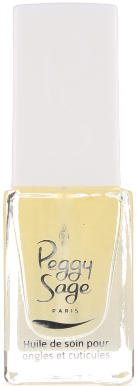 Liečivý olej na nechty a kutikuly - Peggy Sage Treatment Oil For Nails & Cuticles