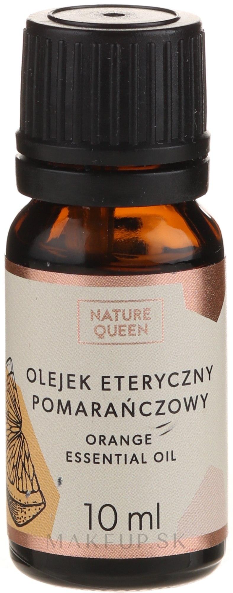 """Esenciálny olej """"Pomaranč"""" - Nature Queen Essential Oil Orange — Obrázky 10 ml"""