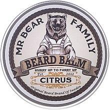 Voňavky, Parfémy, kozmetika Balzam na bradu - Mr. Bear Family Beard Balm Citrus