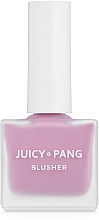 Voňavky, Parfémy, kozmetika Tekutá lícenka - A'pieu Juicy-Pang Water Blusher