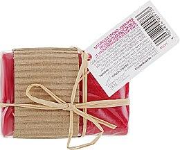 Prírodné mydlo s extraktom makových lístkov - Beaute Marrakech Natural Argan Handmade Soap — Obrázky N2