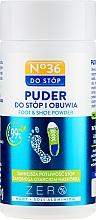 Voňavky, Parfémy, kozmetika Púder na nohy a obuv - Pharma CF No.36 Foot & Shoe Powder