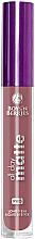 Voňavky, Parfémy, kozmetika Tekutý matný rúž - Boys`n Berries All Day Matte Liquid Lipstick