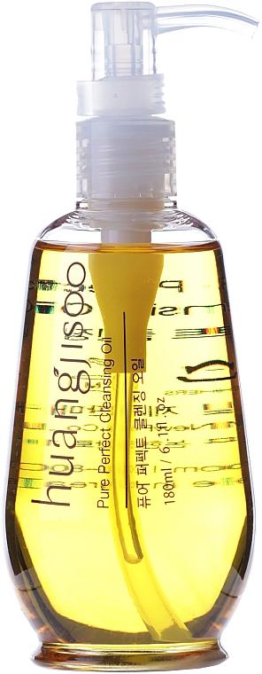 Čistiaci olej na tvár - Huangjisoo Pure Perfect Cleansing Oil — Obrázky N3
