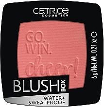 Voňavky, Parfémy, kozmetika Prášková lícenka - Catrice Blush Box