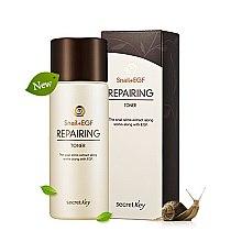 Voňavky, Parfémy, kozmetika Pleťové tonikum - Secret Key Snail + EGF Repairing Toner