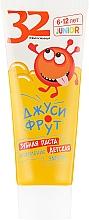 Voňavky, Parfémy, kozmetika Detská zubná pasta Posilnenie skloviny. Juicy-fruit - Modum 32 Perly Junior