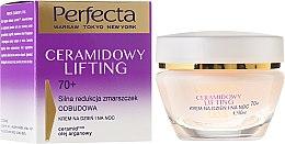 Voňavky, Parfémy, kozmetika Anti-age krém na tvár - Perfecta Ceramid Lift 70+ Face Cream