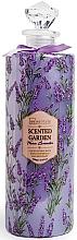 Voňavky, Parfémy, kozmetika Pena do kúpeľa - IDC Institute Scented Garden Luxury Bubble Bath Warm Lavender