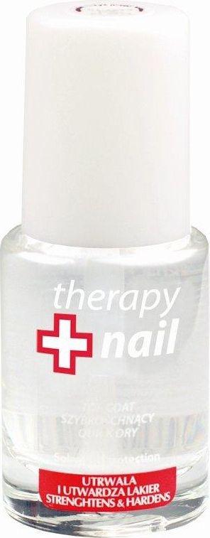 Spevňovač laku - Venita Therapy Nail Top Coat