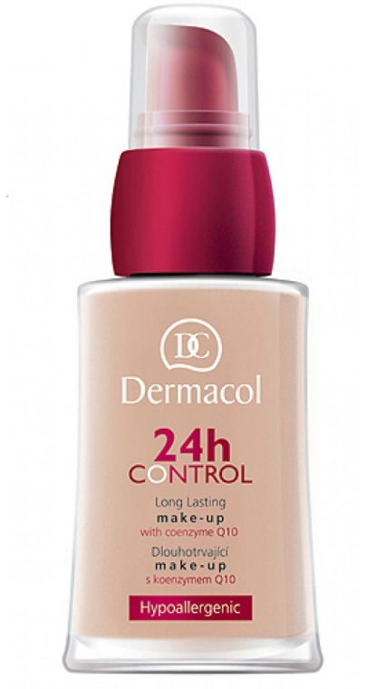 Make-up s koenzýmom Q10 - Dermacol 24h Control Make-Up