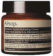 Voňavky, Parfémy, kozmetika Hydratačný krém na tvár s mandarínkou - Aesop Mandarin Facial Hydrating Cream