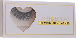 Voňavky, Parfémy, kozmetika Umelé mihalnice - Lash Brow Premium Silk Fluffy Lashes
