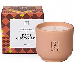 """Voňavky, Parfémy, kozmetika Sójová sviečka """"Tmavá čokoláda"""" - Mys Dark Chocolate Candle"""