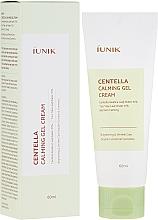 Voňavky, Parfémy, kozmetika Upokojujúci krémový gél s centelou - IUNIK Centella Calming Gel Cream