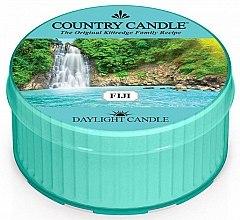 Voňavky, Parfémy, kozmetika Čajová sviečka - Country Candle Fiji Daylight