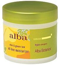 """Voňavky, Parfémy, kozmetika Nemastný hydratačný krém """"Aloe a zelený čaj"""" - Alba Botanica Natural Hawaiian Oil Free Moisturizer Refining Aloe & Green Tea"""