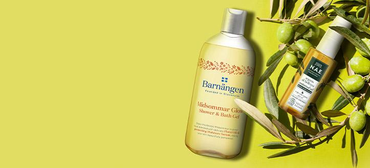 Zľava 20% na akciové výrobky Barnangen a N.A.E. Ceny na stránke sú uvedené so zľavou