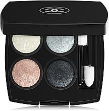 Voňavky, Parfémy, kozmetika Očné tiene - Chanel Les 4 Ombres