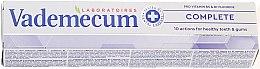 Voňavky, Parfémy, kozmetika Vitamínová zubná pasta - Vademecum ProVitamin Complex Complete Toothpaste