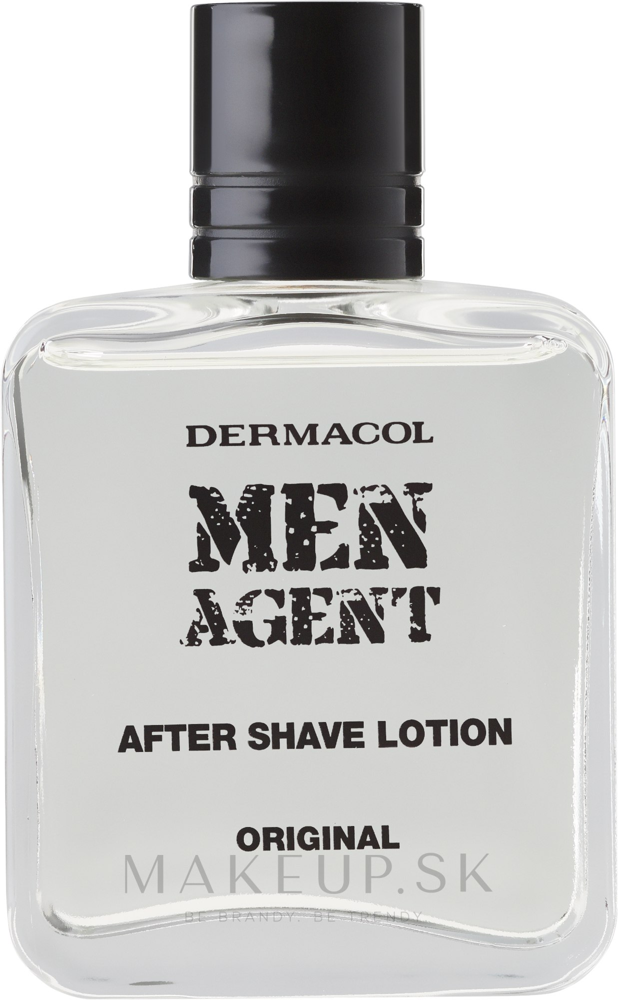 Mlieko po holení - Dermacol Men Agent Original After Shave Lotion — Obrázky 100 ml