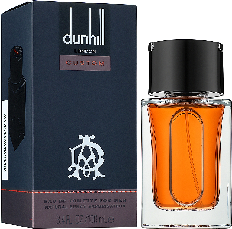 Alfred Dunhill Custom - Toaletná voda — Obrázky N2