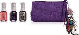 Voňavky, Parfémy, kozmetika Sada lakov na nechty - Orly Birds Of A Feather Set №1 (nail/3x18ml + bag)