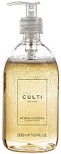 Voňavky, Parfémy, kozmetika Culti Acqua Leggera - Parfumované mydlo na ruky a telo