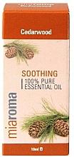 """Voňavky, Parfémy, kozmetika Esenciálny olej """"Céder"""" - Holland & Barrett Miaroma Cedarwood Pure Essential Oil"""