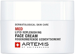 Voňavky, Parfémy, kozmetika Regeneračné lipidový krém na tvár - Artemis of Switzerland Med Lipid Replenishing Face Cream