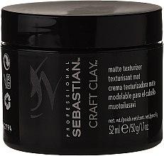 Voňavky, Parfémy, kozmetika Modelovacia hlina s matujúcim efektom - Sebastian Professional Form Craft Clay Remoldable-Matte