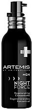 Voňavky, Parfémy, kozmetika Regeneračný koncentrát - Artemis of Switzerland Men Night Force Regenerating Concentrate