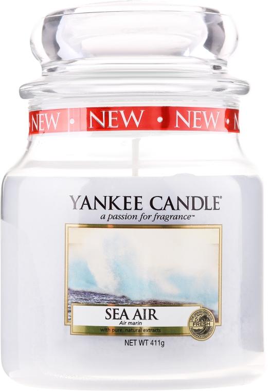 Sviečka v sklenenej nádobe - Yankee Candle Sea Air — Obrázky N1