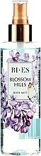 Voňavky, Parfémy, kozmetika Bi-es Blossom Hills Body Mist - Parfumovaná hmla na telo