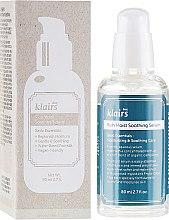 Voňavky, Parfémy, kozmetika Hydratačné a zmäkčujúce sérum pre tvár - Klairs Rich Moist Soothing Serum