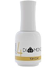 Voňavky, Parfémy, kozmetika Top na gél lak - Elisium Diamond Liquid 4 Top Coat