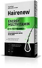 Voňavky, Parfémy, kozmetika Inovatívny komplex na vlasy Vitaminizácia vlasov na 30 dní - Hairenew Energy Multivitamin Extra Treatment Complex