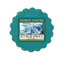 Voňavky, Parfémy, kozmetika Aromatický vosk - Yankee Candle Icy Blue Spruce Wax Tart