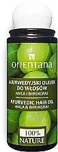Voňavky, Parfémy, kozmetika Ajurvédsky olej na vlasy - Orientana Amla & Bhringraj Ayurvedic Hair Oil