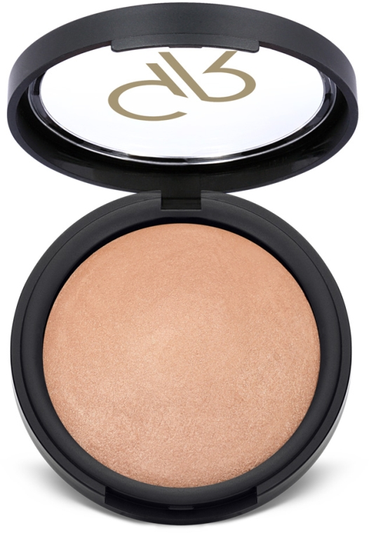 Púder na tvár - Golden Rose Mineral Terracotta Powder