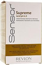 Voňavky, Parfémy, kozmetika Prostriedok na trvalú onduláciu pre farbené vlasy - Revlon Professional Sensor Perm-Supreme