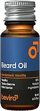 Voňavky, Parfémy, kozmetika Olej na bradu - Beviro Beard Oil Honkatonk Vanilla